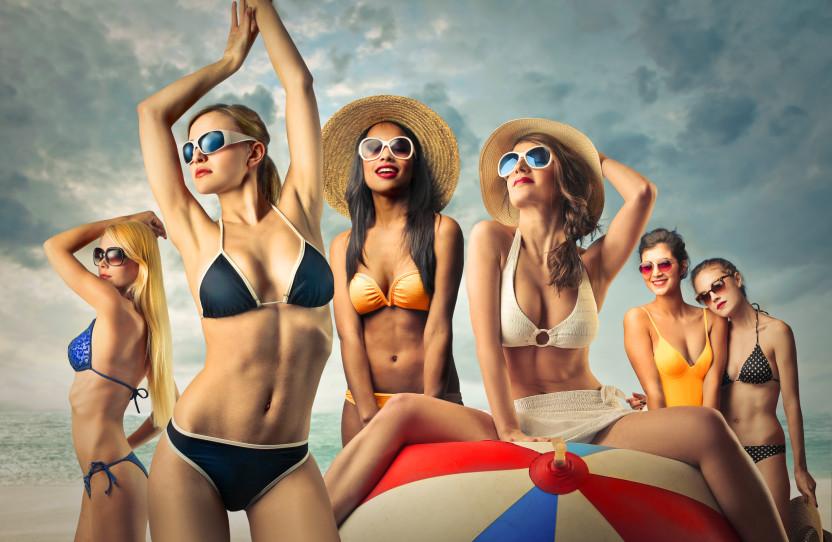70 lat bikini