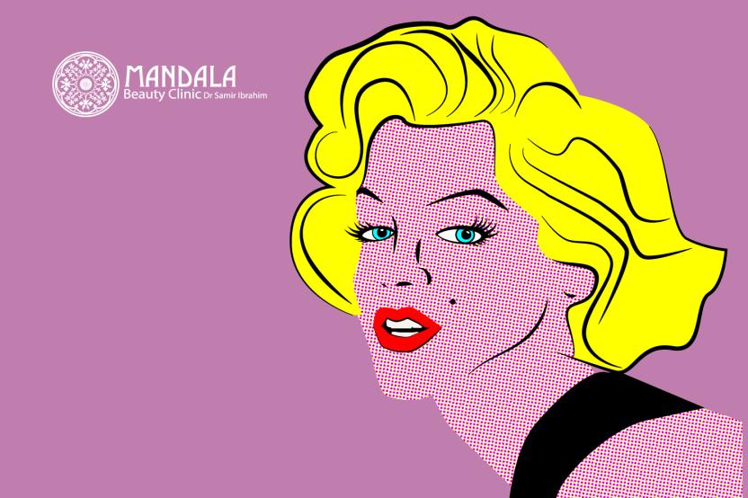 Marilyn Monroe - ikona piękna