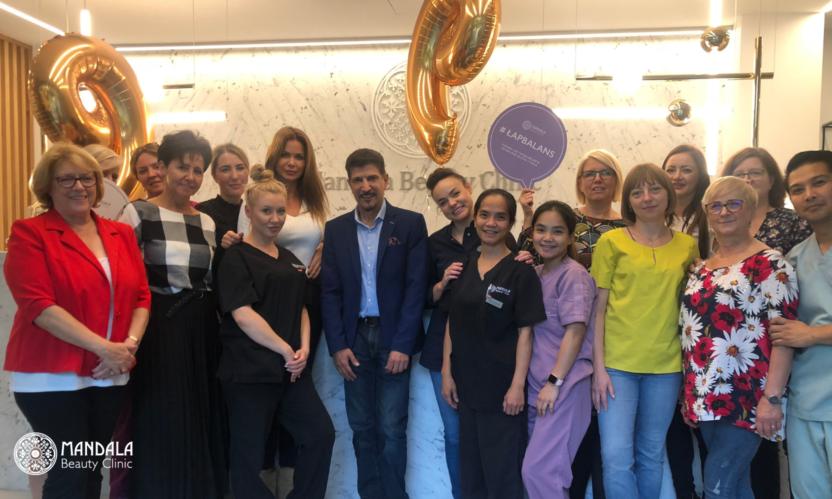 9. Urodziny Mandala Beauty Clinic