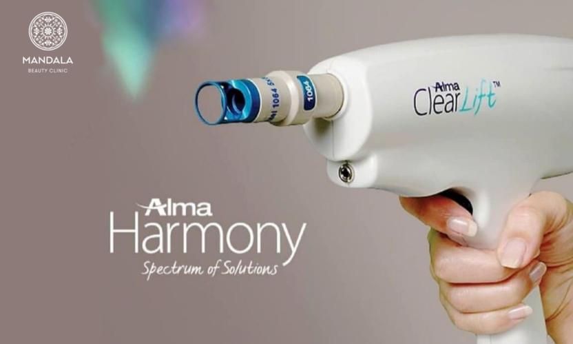 Laser ALMA HARMONY