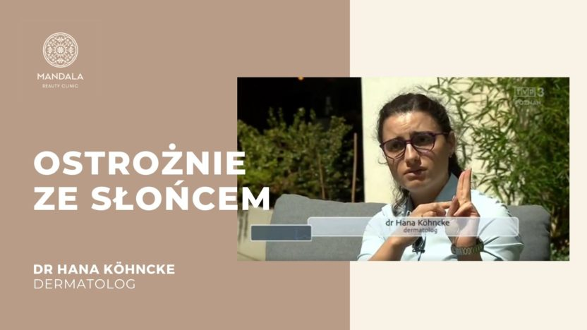 Ochrona przeciwłoneczna dr Hana Köhncke