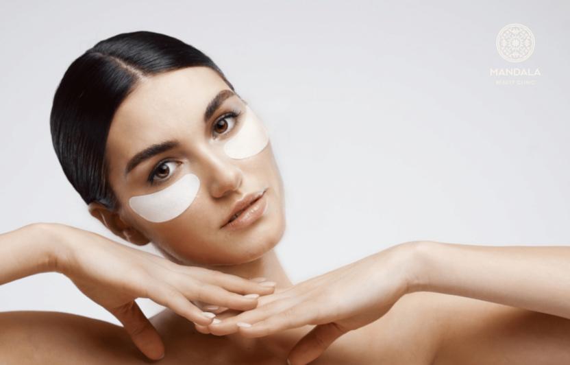 Jak zwalczyć cienie i worki pod oczami - Mandala Beauty Clinic