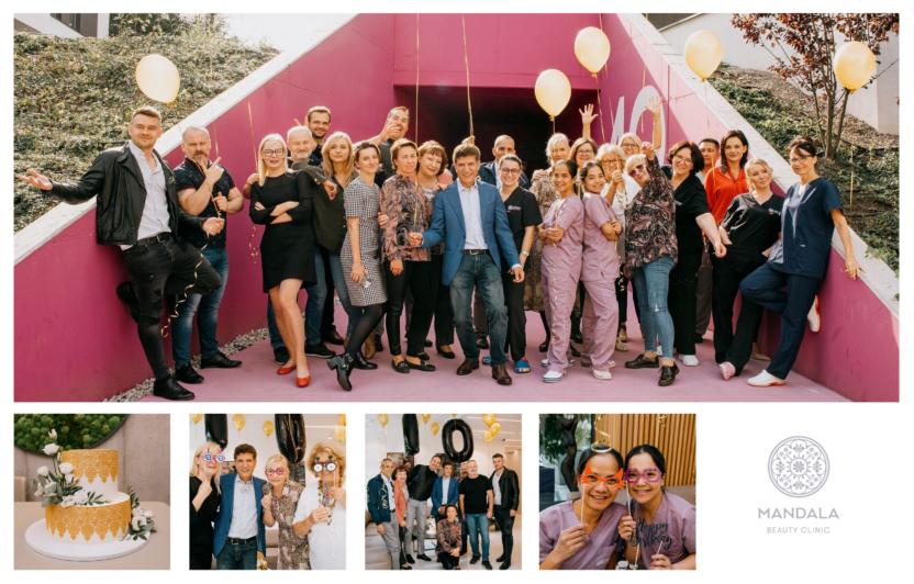 10 urodziny kliniki Mandala