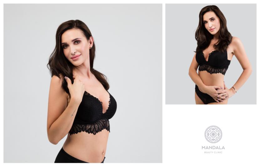 Powiększenie piersi oraz korekta nosa - Metamorfoza pani Izabeli