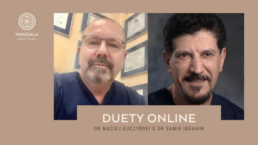 Duety Mandali dr Samir Ibrahim i dr Maciej Kuczyński