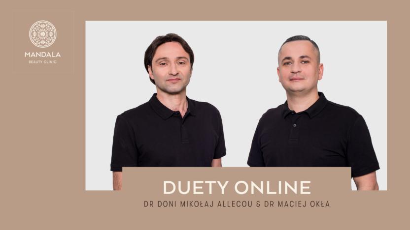 Duety Mandali - dr Doni Mikołaj Allecou i dr Maciej Okła
